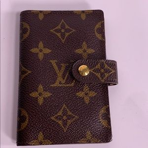 Louis Vuitton pocket organizer Monogram